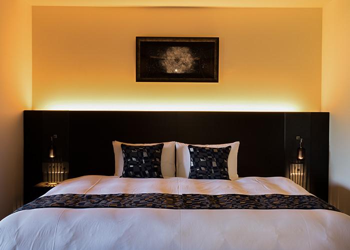 ベッド / bed